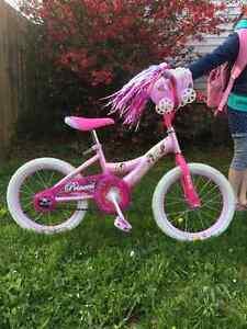 """Disney Princess Bike 12"""""""