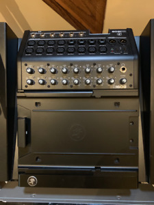 Mackie DL1608 digital mixer with Lightning connector