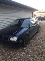 2001 Jetta for sale or part out