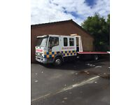 IVECO RECOVERY TRUCK LOCHGELLY