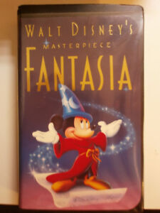 VHS tapes for Sale- 2 Disney's
