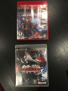 PS3, PS2, Wii, 3DS and PSP Games for sale