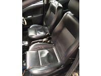 Ford Mondeo mk3 estate black leather interior