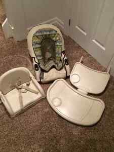 Graco Highchair Kitchener / Waterloo Kitchener Area image 5