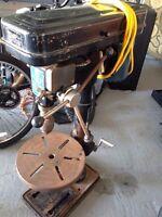 Jet 5 speed drill press