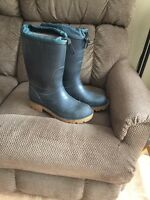 Rubber Boots-Size9