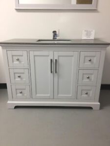 "36"",48"",60""SOLID WOOD Bathroom Vanities (Warehouse Sale)"