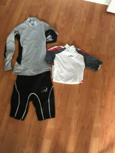 youth sailing clothes