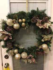 Holiday Wreath Belleville Belleville Area image 1