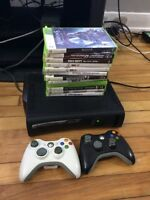 X box 360 elite 120go removal hard drive