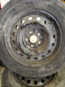 """Steel rims for snow tires (16"""")"""