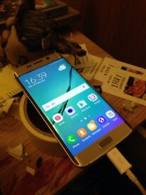 Samsung galaxy s6 edge unlocked gold