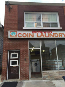 COIN LAUNDRY + 4 APT UNITS FOR SALE (106 and 108 Lambton Ave