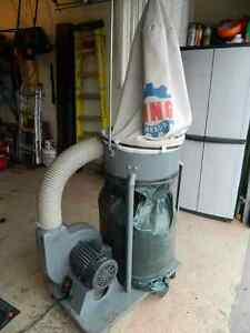 2 HP KING DUST COLLECTOR