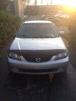 Mazda Protege ES 2003 - Selling For Parts
