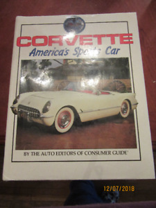 Corvette HC Book