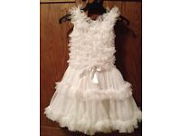Stunning party dress age 3-4 years