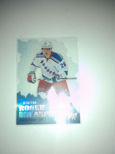 lot de cartes de hockey Austin Matthew rc