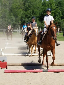 March Break Horseback Riding Camp Sale!