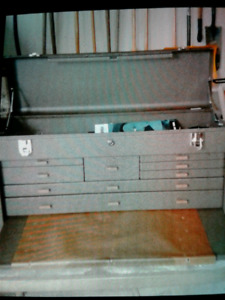 BRAND NEW Kennedy Machinest Chest