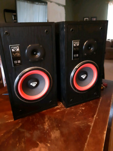 ***WANTED! DEAD OR ALIVE!  Your CERWIN VEGA Speakers!!**