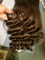 Sew-in hair extensions