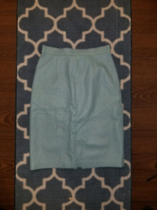 Vintage danier pencil skirt size 8