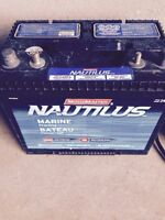 NAUTILUS MARINE BATTERY