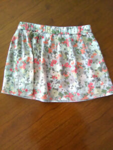 Old navy 5T floral skirt
