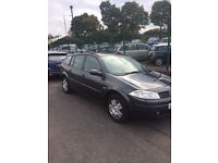 Renault Megane estate 1.6 16v