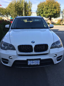 BMW X5, Low KM, Year 2012