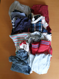 FREE Small bundle 9-12months clothes
