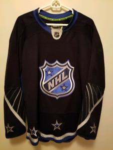 NHL All Star Jersey 2012 PRO STOCK GAME ISSUED
