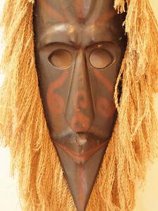 LARGE Indonesian Decorative Mask Kitchener / Waterloo Kitchener Area image 2