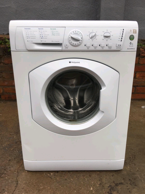 Hotpoint Washing Machine Free Delivery And Install