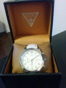Guess Watch - Gino White