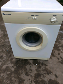 WHITE KNIGHT 427WV VENTED TUMBLE DRYER (6KG)