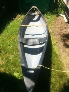 Canoe for sale- with motor if needed