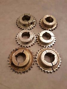 Go Kart/Shifter Kart 40mm Sprockets 23-28