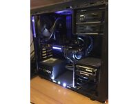Gaming pc £500 or swap for Xbox one with games