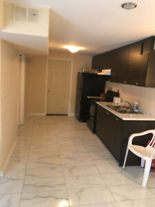 One bedroom basement for rent $1250.00