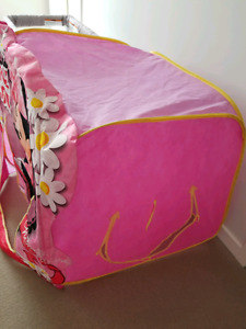 cute minne mouse play tent for $15