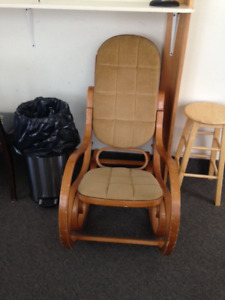 Rocking Chair - $20