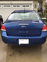 2008 Ford Focus ( price reduced)