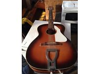 Beautiful vintage EKO Acoustic Guitar