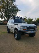 1991 80 series Landcruiser 1HDT Wodonga Wodonga Area Preview