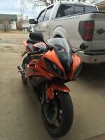2009 Yamaha R6 with only 9200kms