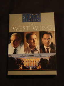 The West Wing - The Complete Sixth Season (DVD, 6-Disc Set)