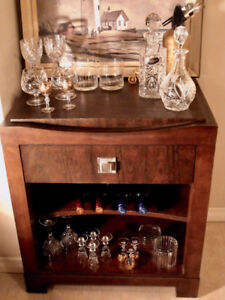 Asian Table, Bar or  Nightstand