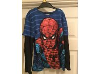 Spider-Man top